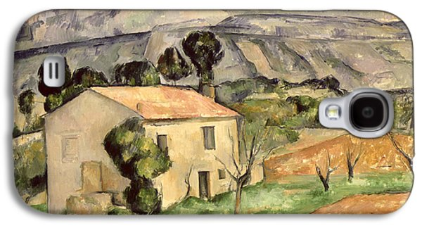 House In Provence Galaxy S4 Case