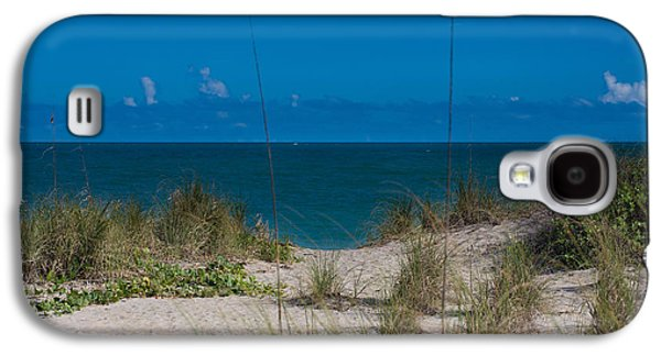 Hutchinson Island Heaven Galaxy S4 Case
