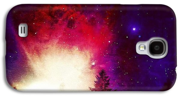 Iger Galaxy S4 Case - I Live On Mars. #igers #iphone4s by Johnathan Dahl