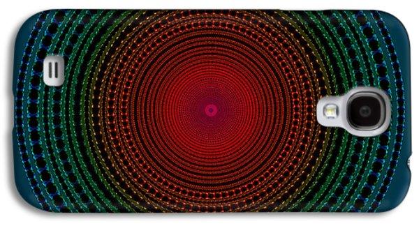 Illuminate Dark Circle  Galaxy S4 Case