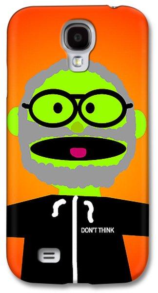 Improv Puppet Galaxy S4 Case by Jera Sky