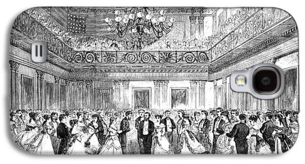 Inaugural Ball, 1869 Galaxy S4 Case