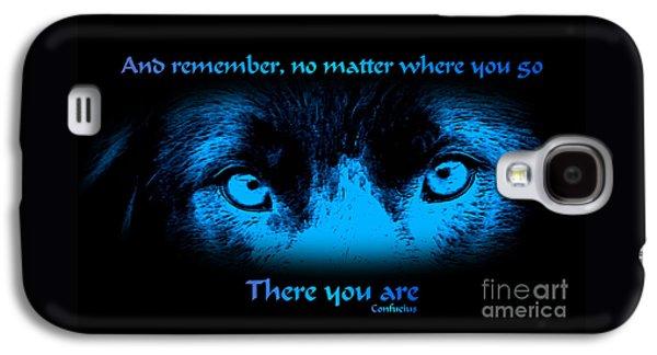 Inner Self Galaxy S4 Case by Smilin Eyes  Treasures