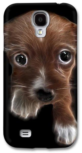 Innocent Loving Eyes Galaxy S4 Case