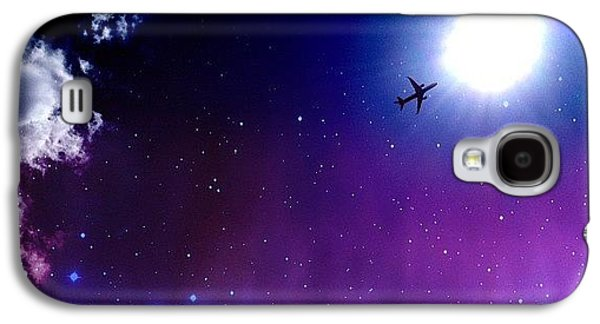Summer Galaxy S4 Case - Into The Nebula by Randy Lemoine