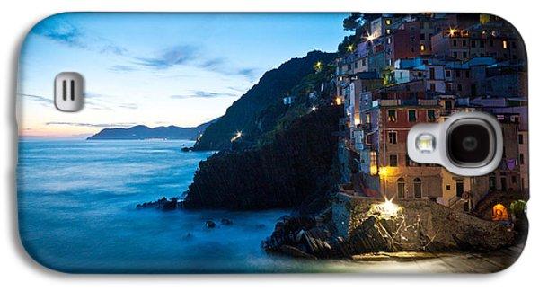 Italian Coast Romance Galaxy S4 Case by Mike Reid