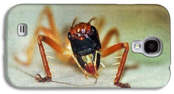 Jiminy Cricket 2 Galaxy S4 Case by Kaye Menner