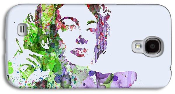 Joan Crawford Galaxy S4 Case