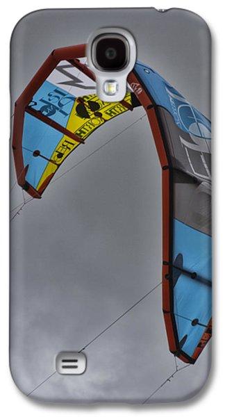 Kite Surfing Galaxy S4 Case