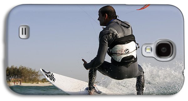 Kitesurfing Board Galaxy S4 Case