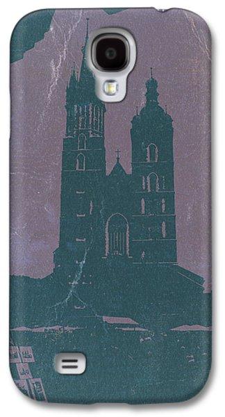 Krakow Galaxy S4 Case by Naxart Studio