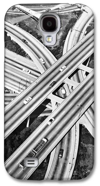 La Freeway Interchange Galaxy S4 Case by Underwood Archives