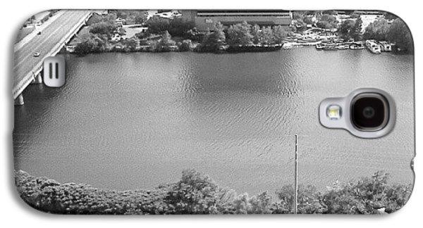 Lady Bird Lake Austin Galaxy S4 Case
