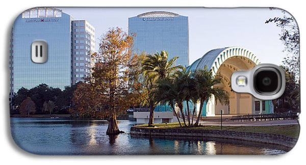 Lake Eola's  Classical Revival Amphitheater Galaxy S4 Case