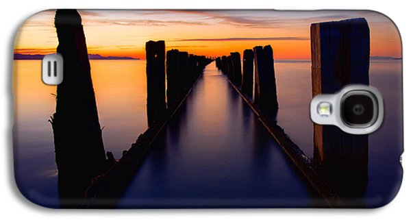 Lake Reflection Galaxy S4 Case