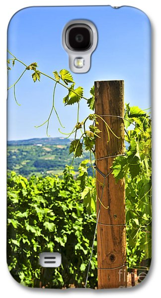 Landscape With Vineyard Galaxy S4 Case