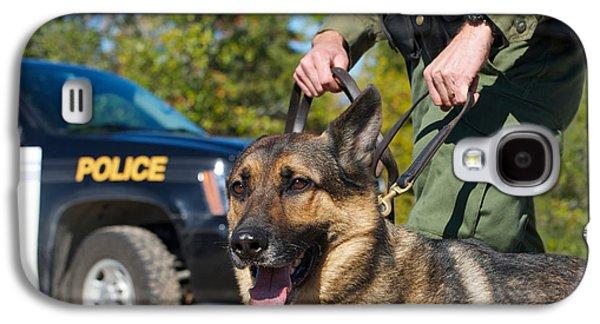 Law Enforcement. Galaxy S4 Case by Kelly Nelson