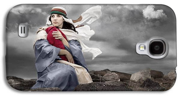 Leaving Bethlehem Galaxy S4 Case by Cindy Singleton