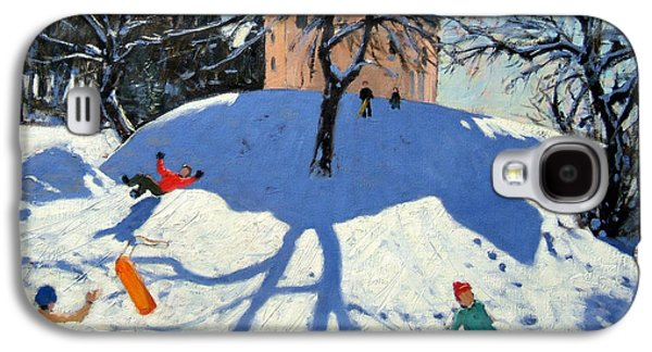 Les Gets Galaxy S4 Case by Andrew Macara