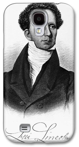 Levi Lincoln (1749-1820) Galaxy S4 Case