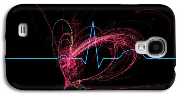 Life Signs Galaxy S4 Case
