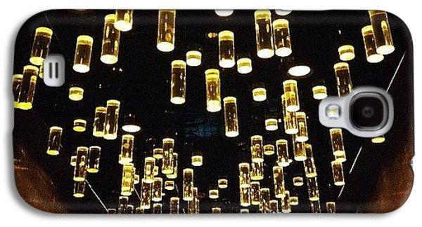 Light Galaxy S4 Case - Lights by Natasha Marco