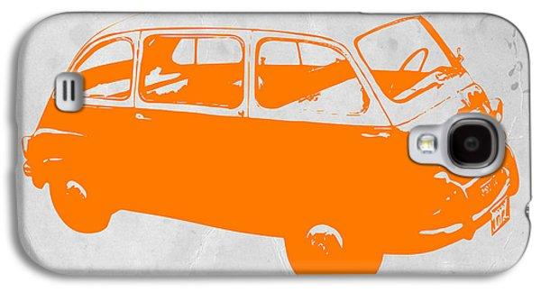 Little Bus Galaxy S4 Case by Naxart Studio