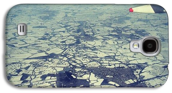 London Galaxy S4 Case - #london Covered With #snow Photo From by Abdelrahman Alawwad