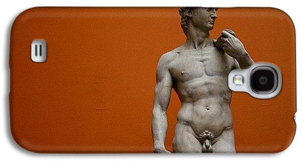 London Galaxy S4 Case - #london #david #michelangelo #sculpture by Ozan Goren