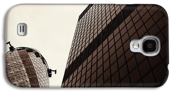 London Galaxy S4 Case - #london #gherkin#building #architecture by Ozan Goren