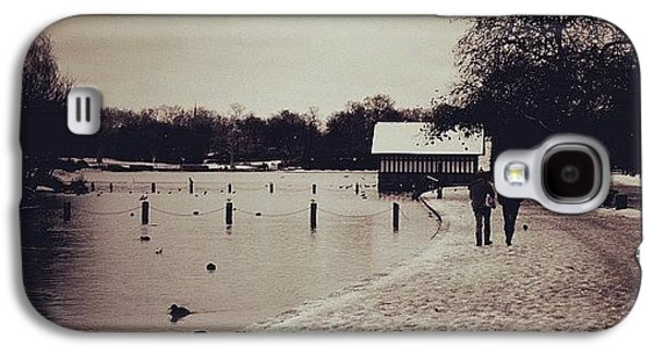 London Galaxy S4 Case - #london #hydepark by Ozan Goren