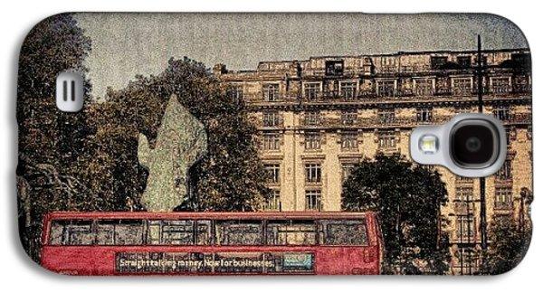 London Hydrpark | May 2012 , #london Galaxy S4 Case by Abdelrahman Alawwad