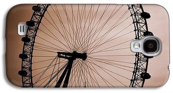 London Galaxy S4 Case - #london #londoneye #bigben by Ozan Goren