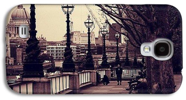 London Galaxy S4 Case - #london #southbank #stpaul by Ozan Goren