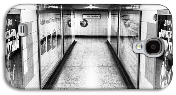 London Undergrounds! #london Galaxy S4 Case by Abdelrahman Alawwad