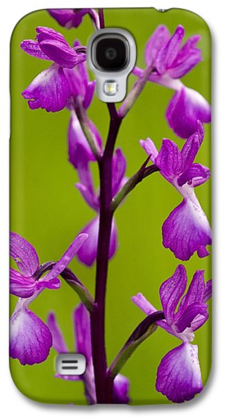Loose-flowered Orchid (orchis Laxiflora) Galaxy S4 Case