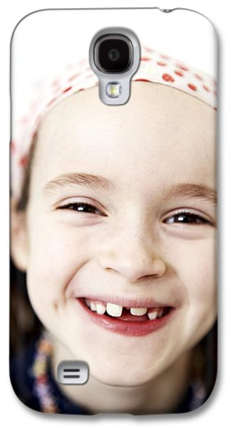 Loss Of Milk Teeth Galaxy S4 Case