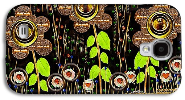 Waterscape Galaxy S4 Case - Magic Is Here To Stay Pop Art by Pepita Selles