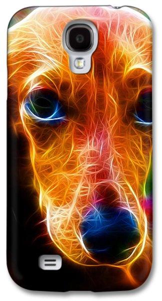Magical Dachshund Galaxy S4 Case