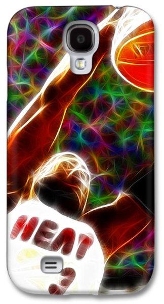 Magical Dwyane Wade Galaxy S4 Case