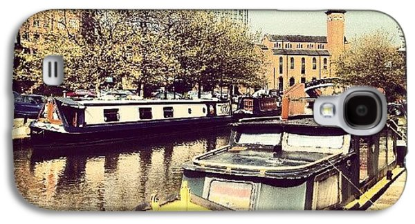 Classic Galaxy S4 Case - #manchester #manchestercanal #canal by Abdelrahman Alawwad