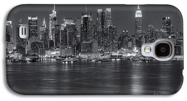 Manhattan Twilight Vii Galaxy S4 Case