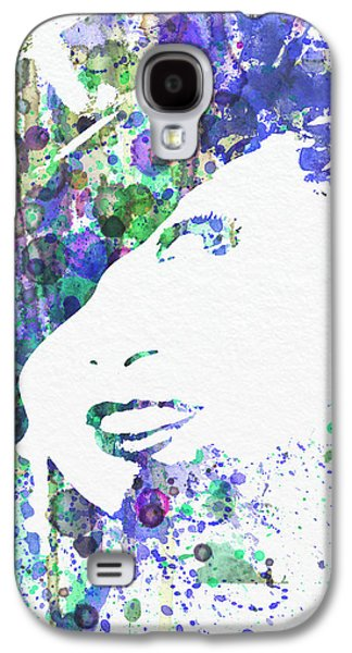 Marlene Dietrich Galaxy S4 Case by Naxart Studio