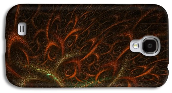 Medusa Galaxy S4 Case by Lourry Legarde