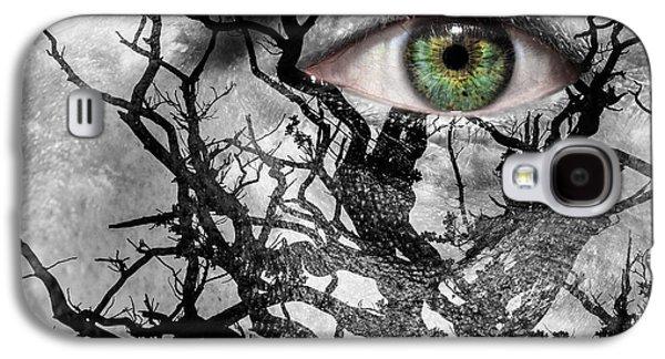 Medusa Tree Galaxy S4 Case
