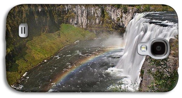 Mesa Falls II Galaxy S4 Case by Robert Bales