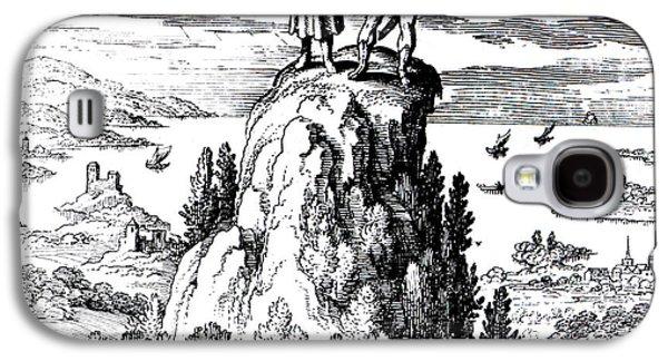 Microcosm, Macrocosm, 17th Century Galaxy S4 Case