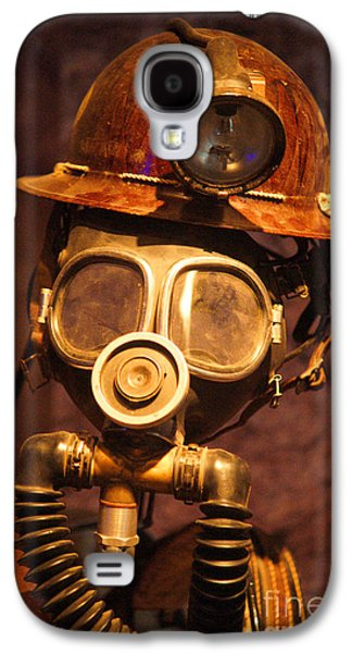 Mining Man Galaxy S4 Case by Randy Harris