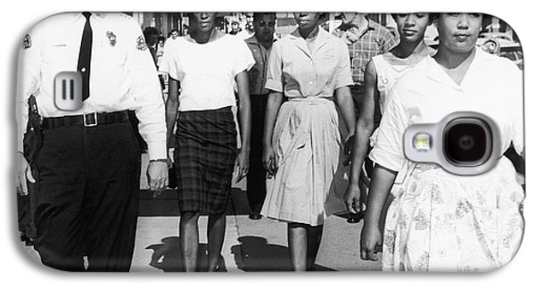 Mississippi: Sit-in, 1963 Galaxy S4 Case