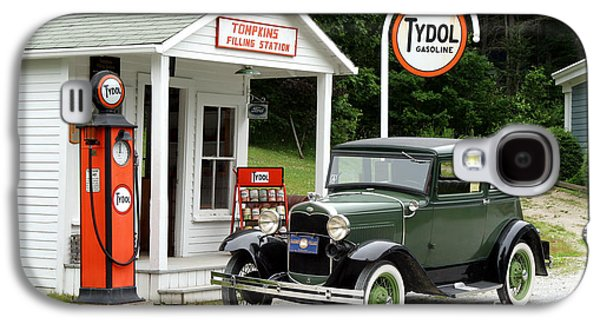 Model A Ford Galaxy S4 Case by Ted Kinsman
